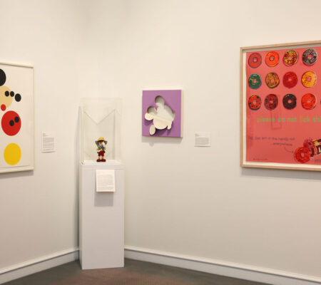 Pop Art featuring Andy Warhol, Damien Hirst and Kaws at the Bermuda National Gallery