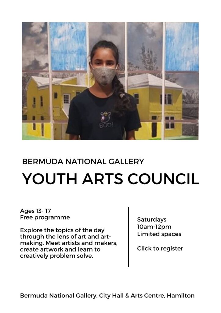 Bermuda National Gallery Youth Arts Council