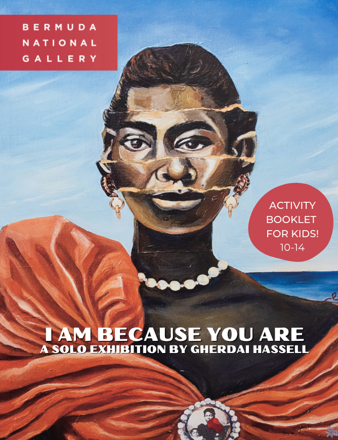 I Am Because You Are by Gherdai Hassell
